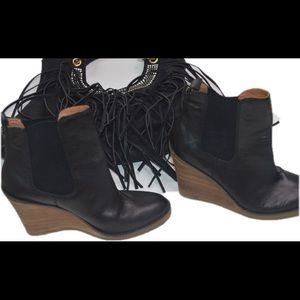 🔥🔥Lucky Brand Ankle Boots🔥🔥